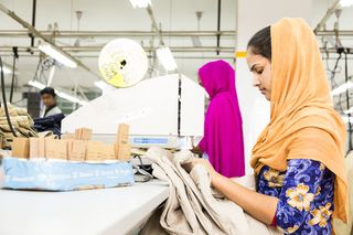 Are you a member of the Partnership for Sustainable Textiles?